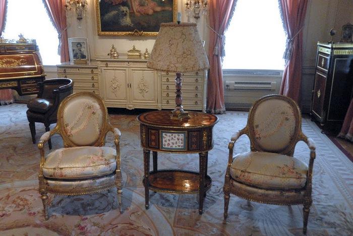 дом-музей Сады Хилвудa, Пенсильвания, США. 79094