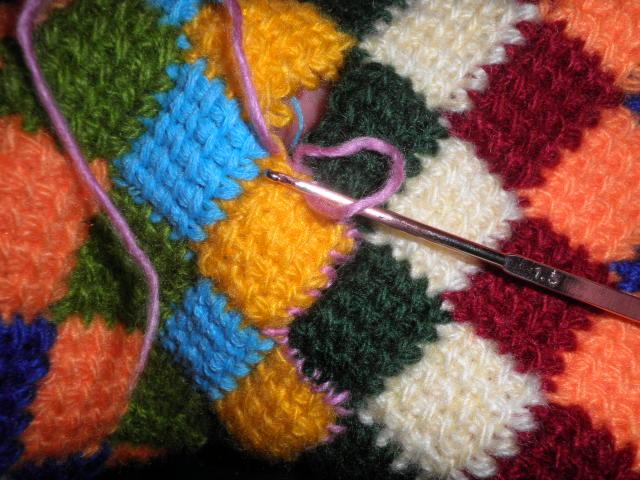 Вязание: техника