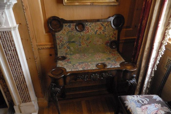 дом-музей Сады Хилвудa, Пенсильвания, США. 85175