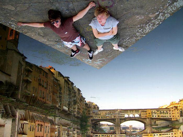 Перспектива   невероятные идеи для фотографий без фотошопа!