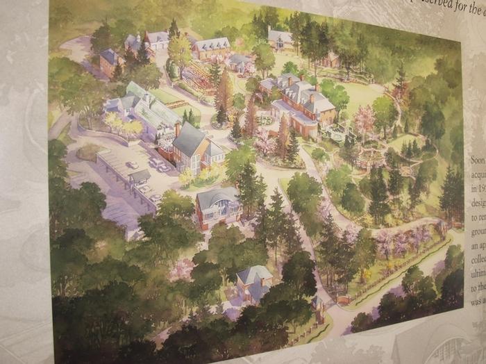 дом-музей Сады Хилвудa, Пенсильвания, США. 88913