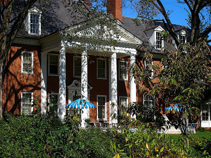 дом-музей Сады Хилвудa, Пенсильвания, США. 38358
