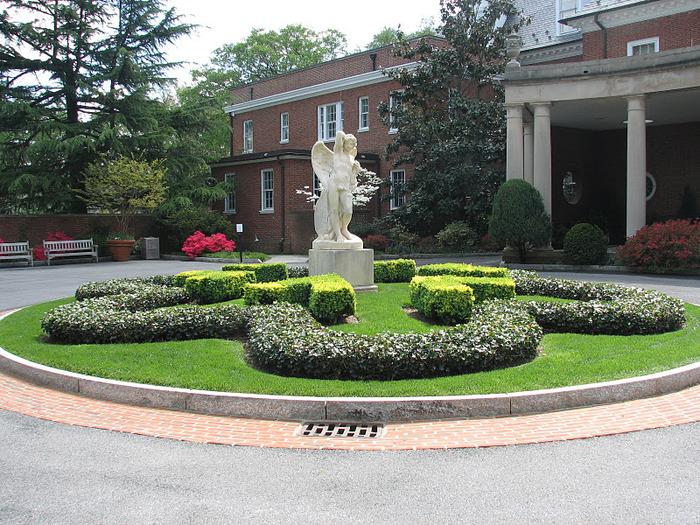 дом-музей Сады Хилвудa, Пенсильвания, США. 81592