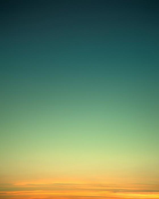 Утреннее и вечернее небо - фото Eric Cahan 10 (Ист-Хемптон, штат Нью-Йорк, 18_47)