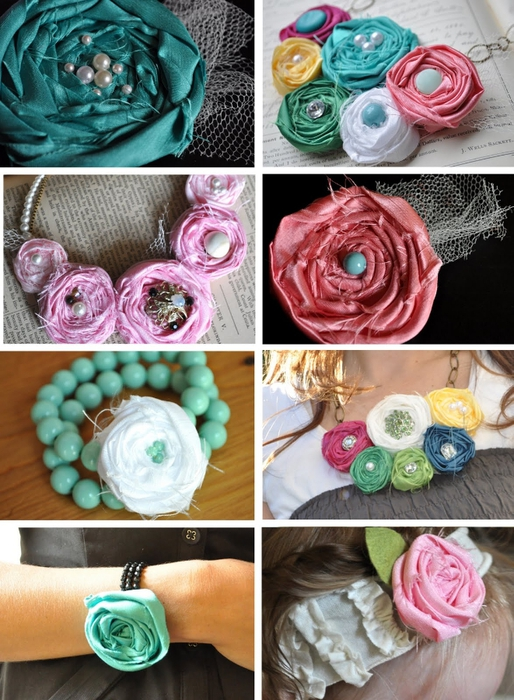 fabric rosette jewelry tutorial (514x700, 317Kb)