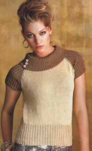 пуловер с кор рук (184x300, 17Kb)