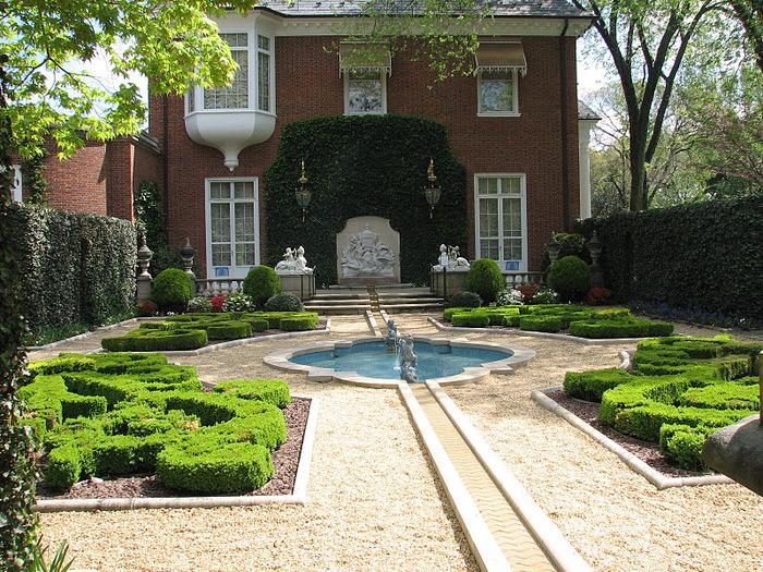 дом-музей Сады Хилвудa, Пенсильвания, США. 24657