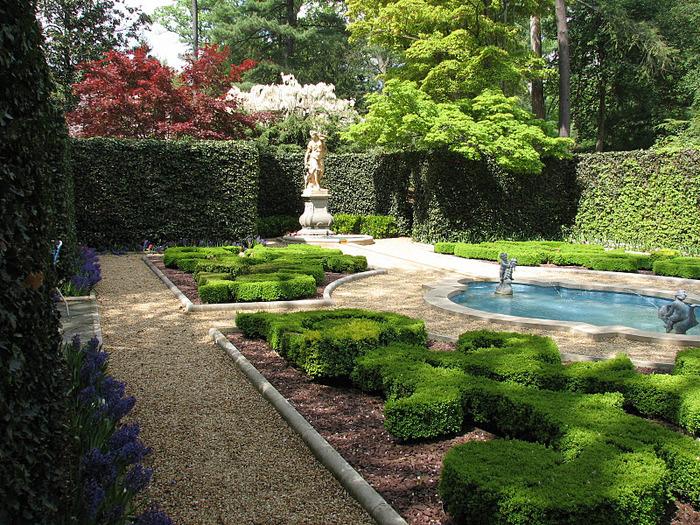 дом-музей Сады Хилвудa, Пенсильвания, США. 13046