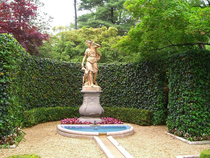 дом-музей Сады Хилвудa, Пенсильвания, США. 26494