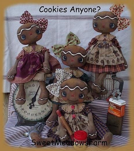Sweet Meadows Farm - cookies anyone (463x521, 95Kb)