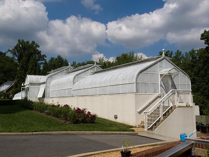 дом-музей Сады Хилвудa, Пенсильвания, США. 55503