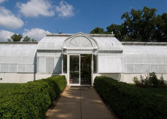 дом-музей Сады Хилвудa, Пенсильвания, США. 10453