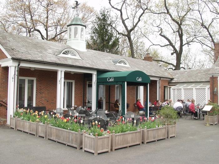 дом-музей Сады Хилвудa, Пенсильвания, США. 23778