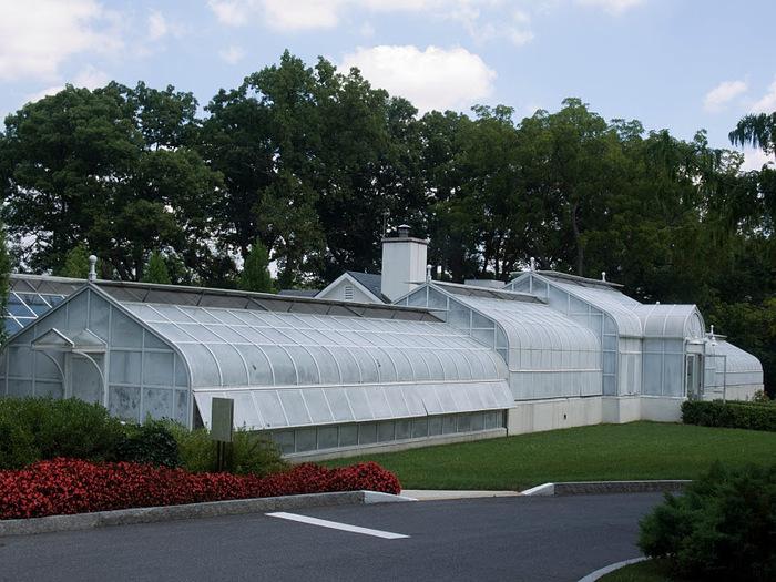 дом-музей Сады Хилвудa, Пенсильвания, США. 18431