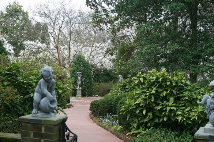 дом-музей Сады Хилвудa, Пенсильвания, США. 28779