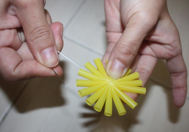 吸管花卉  (大师班) - maomao - 我随心动