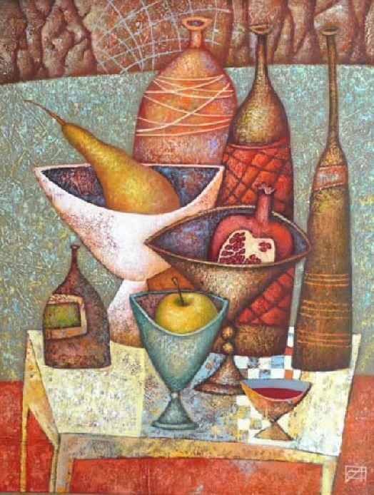 Сулимов Александр 077 - Красное вино (524x694, 88Kb)