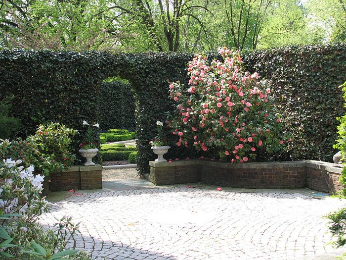 дом-музей Сады Хилвудa, Пенсильвания, США. 72369