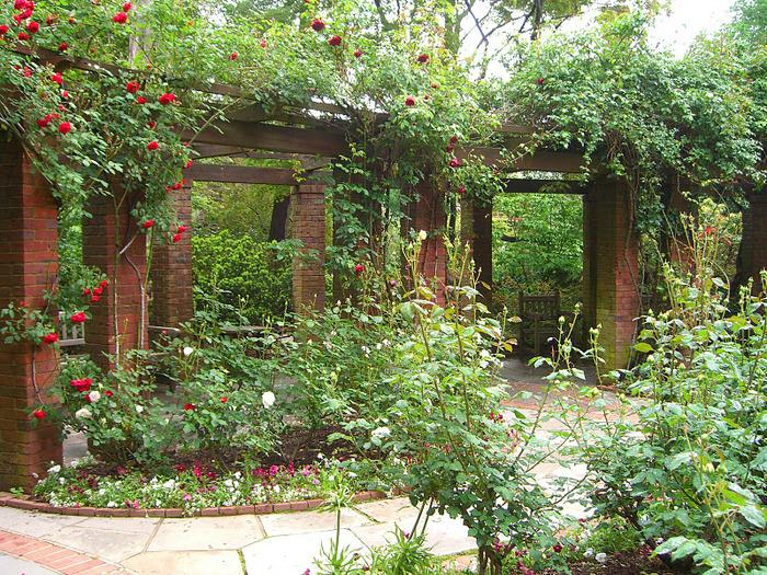 дом-музей Сады Хилвудa, Пенсильвания, США. 34063