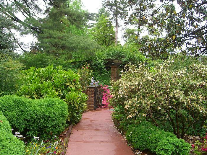 дом-музей Сады Хилвудa, Пенсильвания, США. 73173
