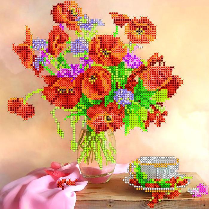 АС-022, Утренний чай (700x700, 183Kb)