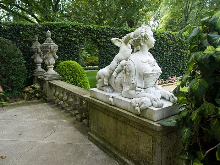дом-музей Сады Хилвудa, Пенсильвания, США. 43529
