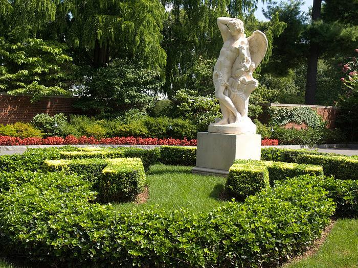 дом-музей Сады Хилвудa, Пенсильвания, США. 84991