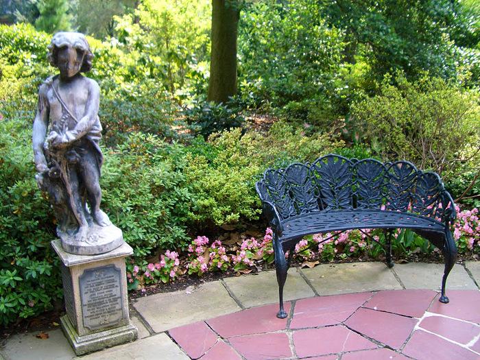 дом-музей Сады Хилвудa, Пенсильвания, США. 88973