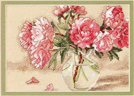 Peonies in vase (450x322, 154Kb)