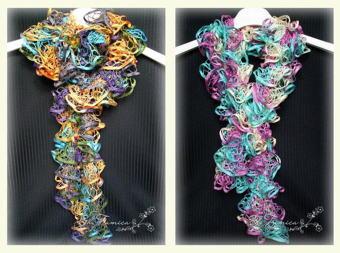 Видео шарф 11