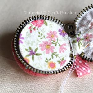 Подарочный кошелёчек для колечка (шитьё). 82608274_18