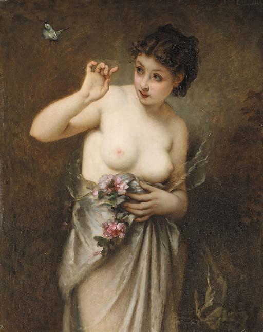 Jeune fille au papillon (512x646, 44Kb)