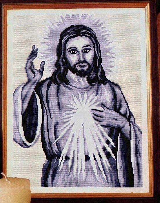 Иисус (552x700, 107Kb)