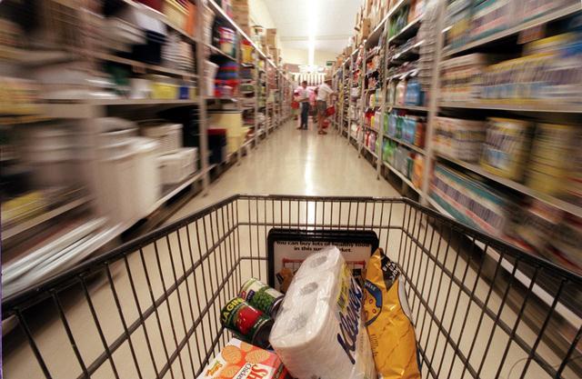 Что делать, если вы разбили товар в супермаркете