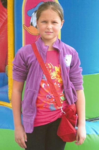 Илона Ашаева в свои 10 лет уже мечтает стать профессиональной спортсменкой. (400x604, 64Kb)