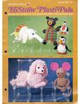 Превью Col-Min 205 HiStraw Crochet PlastiPals (Eng-Fr)_1 (540x700, 75Kb)