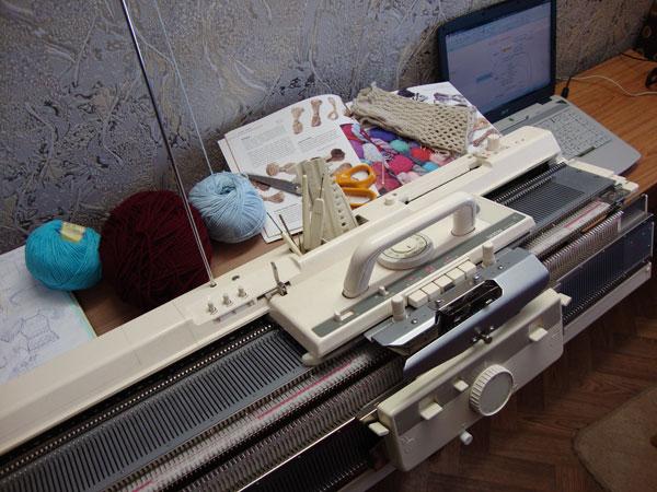 Машинное вязание советы мары 94
