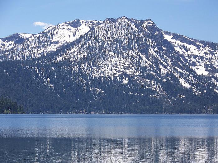 Озеро Тахо – курортный рай Америки 70434