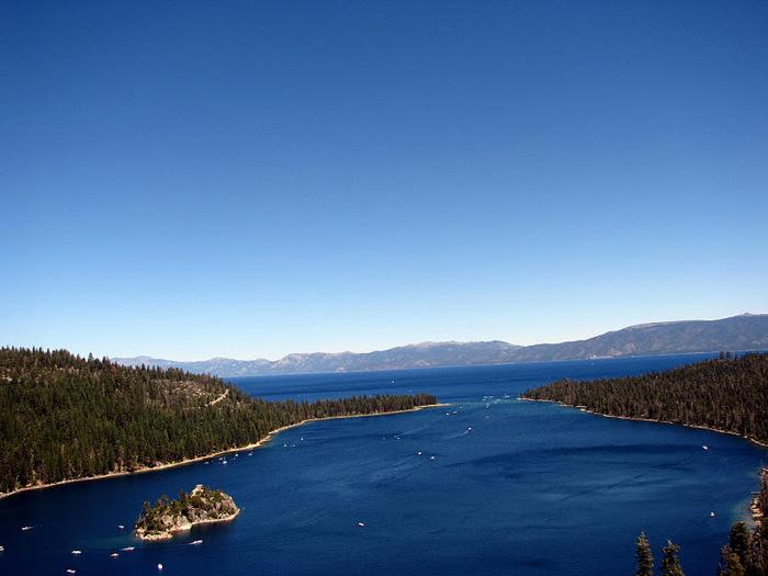 Озеро Тахо – курортный рай Америки 56037