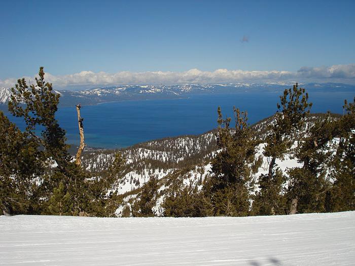Озеро Тахо – курортный рай Америки 72693