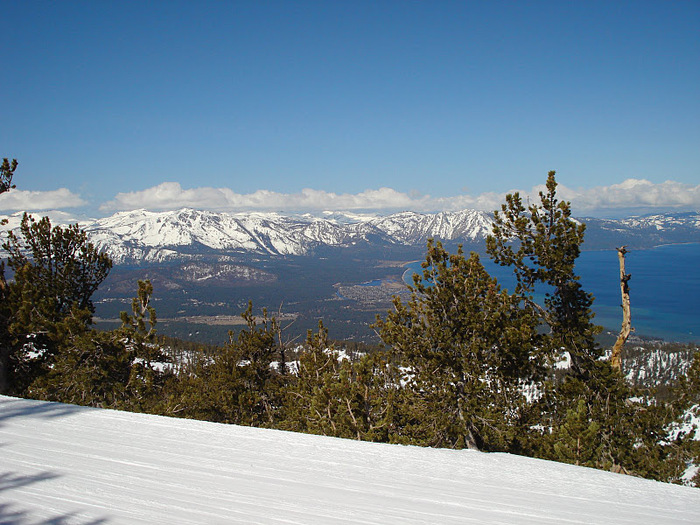 Озеро Тахо – курортный рай Америки 52662