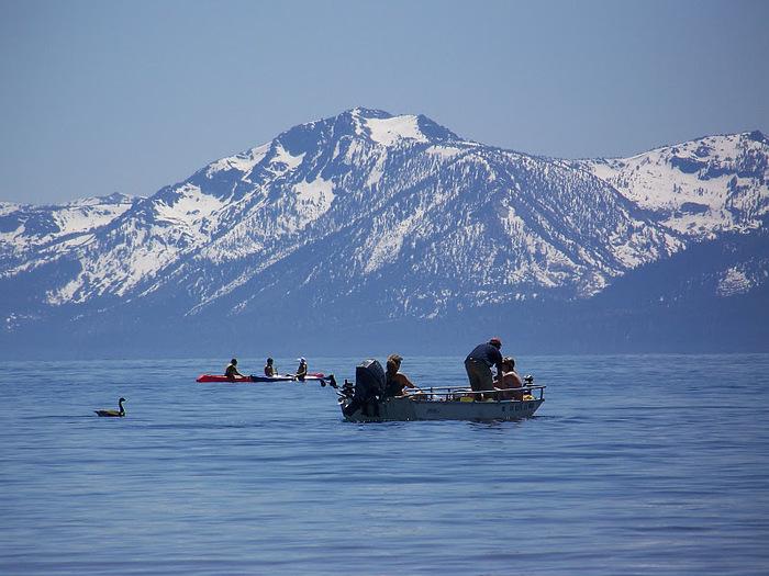 Озеро Тахо – курортный рай Америки 27329