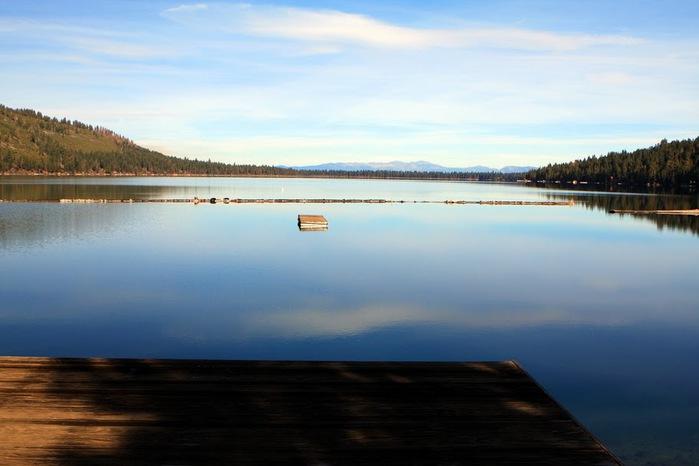 Озеро Тахо – курортный рай Америки 64643