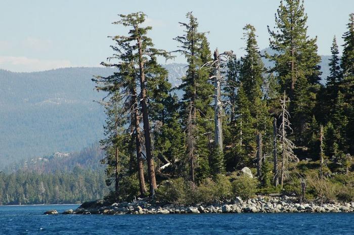 Озеро Тахо – курортный рай Америки 79377
