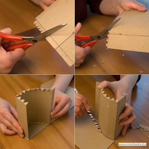 Как сделать шкатулку ребенку