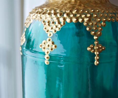 Дизайн посуды в марокканском стиле 43889