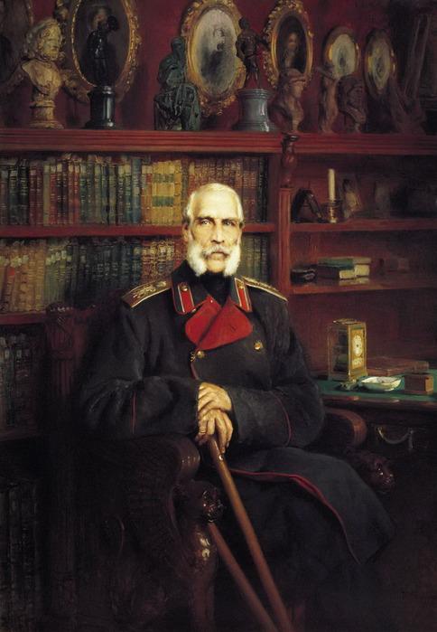 Портрет графа Сергея Георгиевича Строганова (484x700, 97Kb)