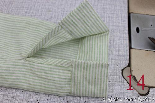 Манжеты с застежкой - технология пошива