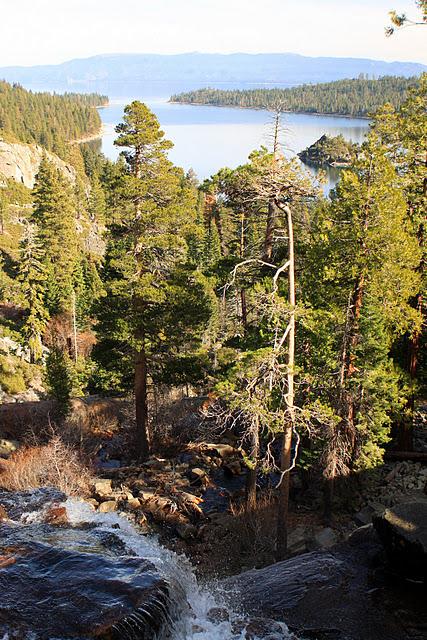 Озеро Тахо – курортный рай Америки 87085