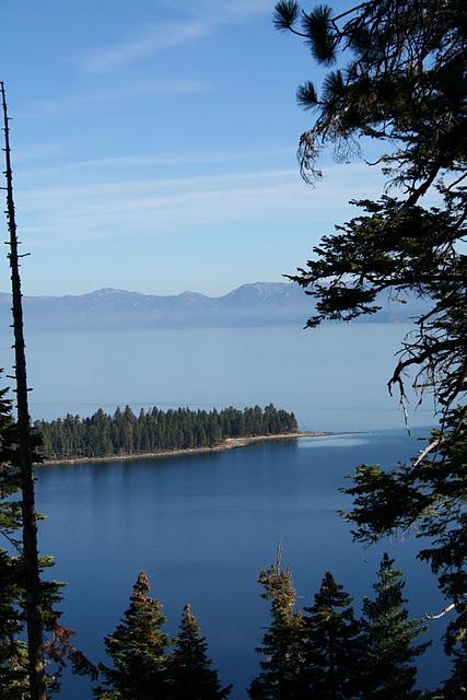 Озеро Тахо – курортный рай Америки 66274